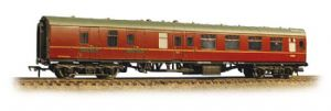 Bachmann 39-076H BR Mark 1 BSK (Brake 2nd Compartment), Maroon livery